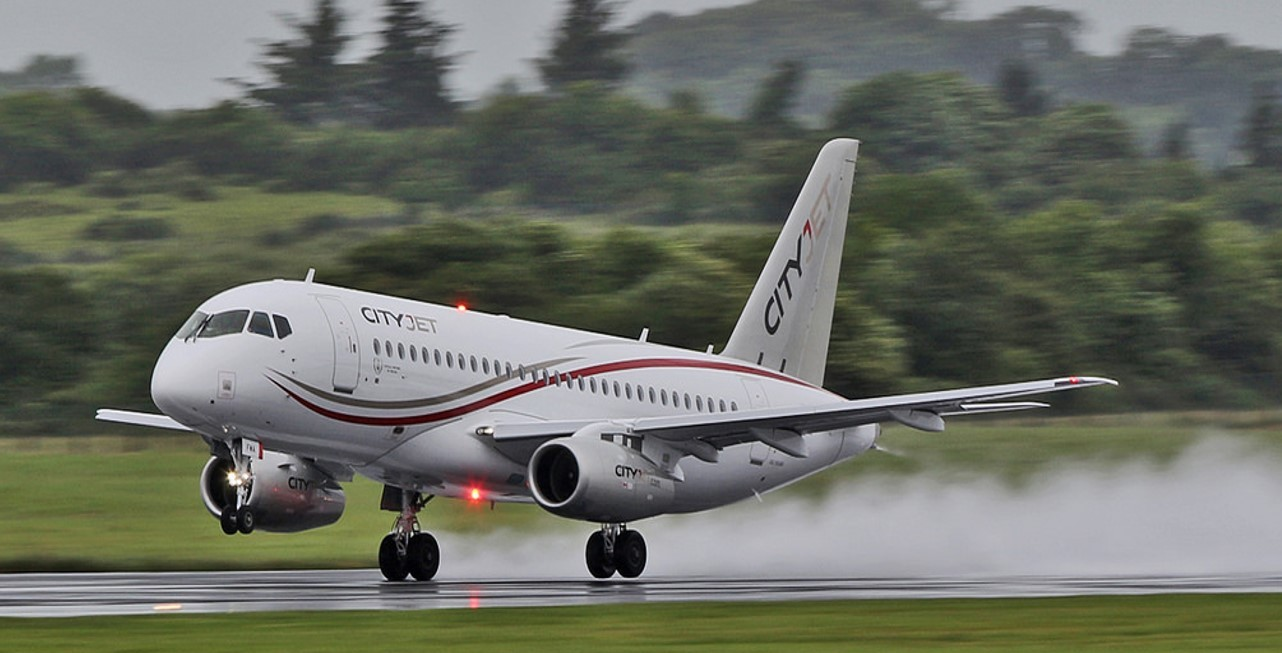 Creation of a family of the Russian-made Sukhoi Superjet 100 regional aircraft; Moscow, Zhukovsky, Komsomolsk-on-Amur